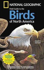 cover of National Geographic Field Guide to the Birds of North America, Fourth Edition
