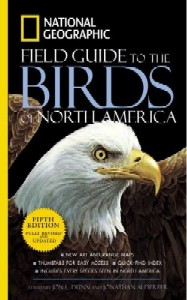 cover of National Geographic Field Guide to the Birds of North America, Fifth Edition