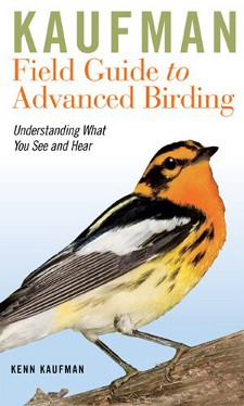 cover of Kaufman Field Guide to Advanced Birding, by Kenn Kaufman