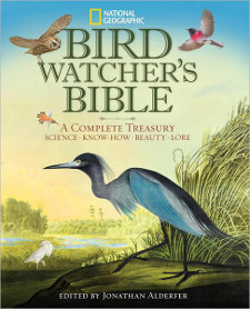 cover of National Geographic Bird-watcher's Bible: A Complete Treasury