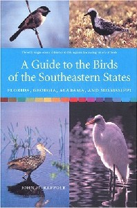 cover of A Guide to the Birds of the Southeastern States: Florida, Georgia, Alabama, And Mississippi