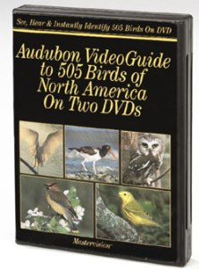 cover of Audubon VideoGuide to 505 Birds of North America