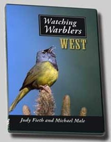 cover of Watching Warblers West