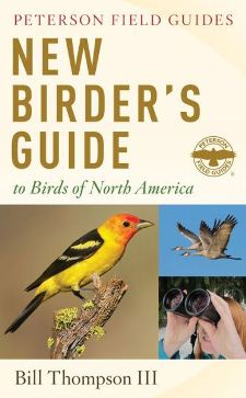 cover of The New Birder's Guide to Birds of North America, by Bill Thompson III