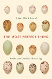 The Most Perfect Thing: Inside (and Outside) a Bird's Egg, by Tim Birkhead