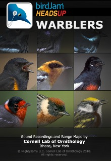 birdJam HeadsUp Warblers iPhone app