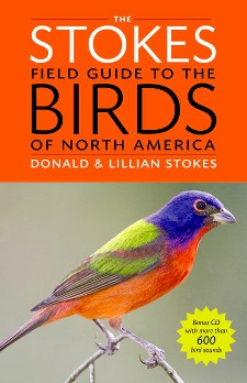 cover of The Stokes Field Guide to the Birds of North America, by Donald and Lillian Stokes