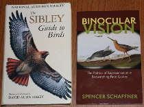 comparison front view of Binocular Vision: The Politics of Representation in Birdwatching Field Guides