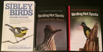 comparison front view of Birding Hot Spots of Central New Mexico / Birding Hot Spots of Santa Fe, Taos, and Northern New Mexico