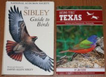 comparison front view of Birding Trails: Texas: Panhandle and Prairies & Pineywoods