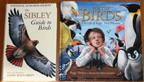 comparison front view of For the Birds: The Life of Roger Tory Peterson
