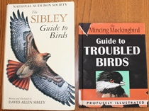 comparison front view of Guide to Troubled Birds