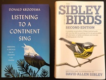 comparison front view of Listening to a Continent Sing: Birdsong by Bicycle from the Atlantic to the Pacific