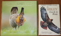 comparison front view of Save the Last Dance: A Story of North American Grassland Grouse