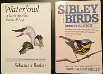 comparison front view of Waterfowl of North America, Europe, and Asia: An Identification Guide