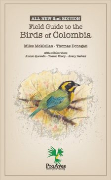 Field Guide to the Birds of Colombia 2nd edition