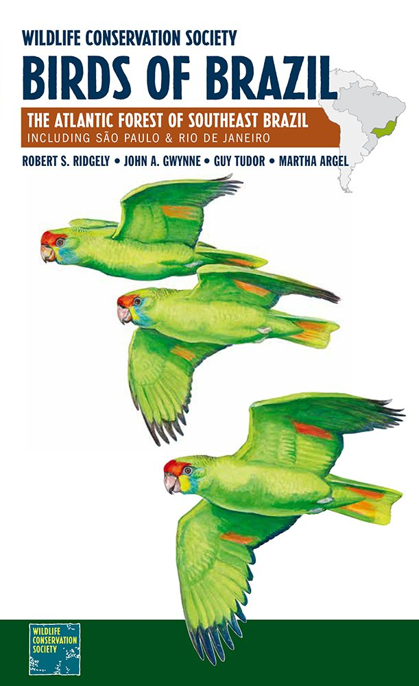 New Book: Wildlife Conservation Society Birds of Brazil ...