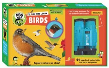 Look and Learn Birds PBS Kids