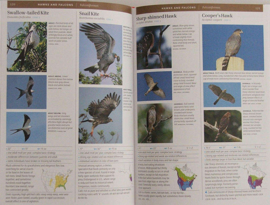 Review: National Geographic Field Guide to the Birds of ...